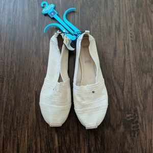 Mad Love Cream Natural Lydia Loafers